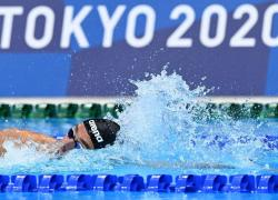 "Tokyo 2020, Paltrinieri argento 800 sl: ""Più di un miracolo"""