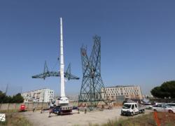 Napoli, Terna avvia demolizione tralicci della linea elettrica Castelluccia – San Sebastiano