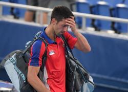 Tokyo 2020, tennis: Djokovic giù dal podio, bronzo a Carreno Busta