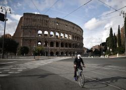 Covid oggi Lazio, contagi e indice Rt in calo: frena variante Delta