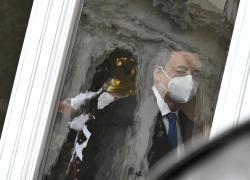 """Ponte Morandi, tre anni dal crollo. Draghi: """"Mai più tragedie simili"""""""