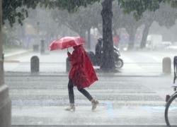 Forti temporali al nord da lunedì, allerta gialla in 4 regioni