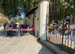 Gino Strada, aperta camera ardente in sede Emergency