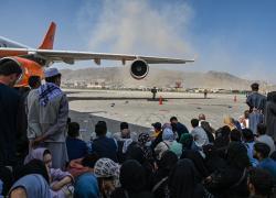 """Afghanistan, premier sloveno: """"Ue non aprirà corridoi umanitari"""""""