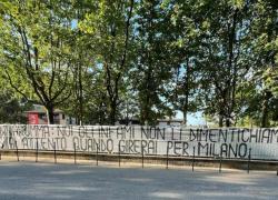Donnarumma, striscioni con minacce dagli ultras del Milan