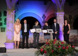 A Castiglion Fiorentino notte magica per XXV Premio internazionale Fair play Menarini