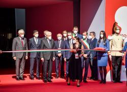 """Salone del Mobile 2021 al via, Mattarella: """"Italia all'avanguardia"""""""