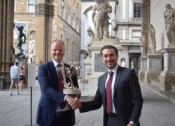 Premi: Artis Suavitas, alle Gallerie degli Uffizi si è chiusa l'edizione 2021