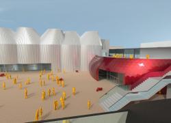 Moto Guzzi, al via avveniristico progetto della nuova fabbrica e museo di Mandello