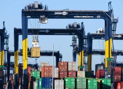 Bene export Italia 2021 in Germania e Usa, Uk sconta la Brexit