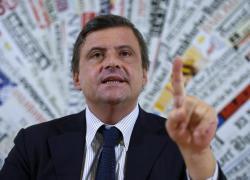 """Roma, Calenda: """"Bertolaso? Penso anche a Marino"""""""