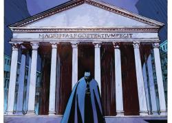 """Batman sbarca a Roma. Il suo disegnatore Mari: """"E' gotica nello spirito"""""""