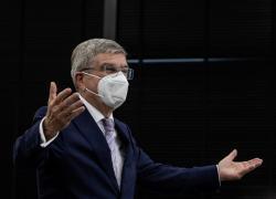 Bach, 'pronto un piano vaccinale per i Giochi invernali a Pechino 2022'