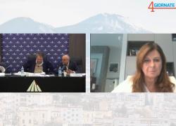 """Manfredi a Manageritalia: """"Nei primi 100 giorni riorganizziamo comune e partecipate"""""""