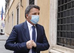 """Ruby ter, Renzi: """"Perizia psichiatrica a Berlusconi è persecuzione"""""""
