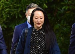 Lady Huawei torna in Cina, Pechino libera due canadesi
