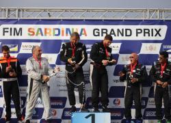 Sardinia Grand Prix di motonautica, trionfo di Carpitella e Bacchi
