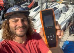 Al via la Minitransat 2021, in regata sei italiani. L'ultima la vinse Beccaria su scafo di serie