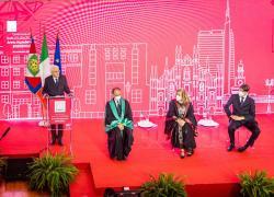 Università Milano-Bicocca inaugura anno accademico con presidente Mattarella