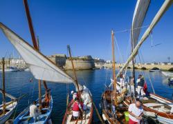 Navigare come gli antichi: a Gallipoli il Festival del Gozzo dal 14 al 17 ottobre