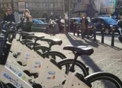 'Napoli'n bike', apre un'altra stazione di bike sharing
