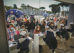 'Tennis & Friends', oltre 17mila check up nel weekend dedicato alla prevenzione