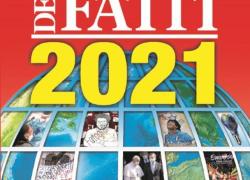 """'Il Libro dei Fatti 2021', Levi (Aie): """"Opera affidabile"""""""