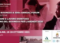 Migranti, aziende e lavoro dignitoso: Bari diventa Capitale dello Sviluppo Sostenibile con il sesto SDG Forum del Global Compact ONU