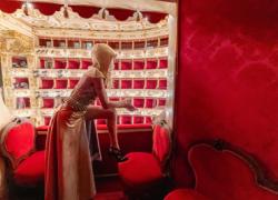 Da allievi Corso Alta sartoria Accademia del Teatro Regio di Parma 2 capi haute couture