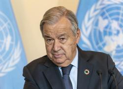 """Guterres (Onu): """"Sul clima serve rete multilaterale più ampia"""""""