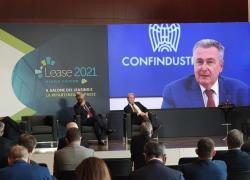 Si è aperto oggi a Milano 'Lease 2021 il salone del leasing', faro su ripartenza