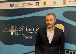 """Massimiliano Gallo, attore dell'anno: """"Cinema e serie tv alleanza vincente"""""""
