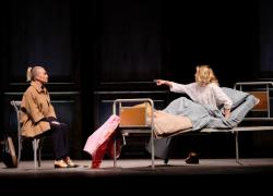La ludopatia al centro di 'Slot', con Quattrini e Barale al teatro Manzoni di Roma