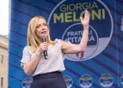"""Ddl Zan, Meloni riunisce senatori: """"Fdi compatta, sinistra esce con ossa rotte"""""""