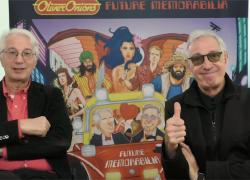 Tornano gli Oliver Onions con 'Future Memorabilia'