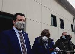 """Caso Gregoretti Salvini: """"Deposizioni Lamorgese e Di Maio a nostro favore"""""""
