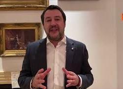"""Apertura scuola, Salvini """"Non è stato fatto nulla per la messa in sicurezza"""""""