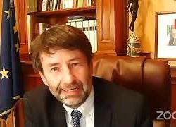 Procida Capitale della Cultura 2022, l'annuncio di Franceschini su Zoom