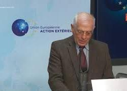 """Relazioni UE-Turchia, Borrell (Commissione): """"Auspichiamo de-escalation nel Mediterraneo orientale"""""""