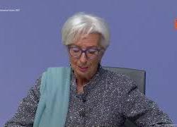 """BCE contro crisi Covid, Lagarde: """"PEPP da 1.850 miliardi almeno fino a fine marzo 2022"""""""