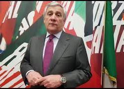 """Tajani: """"Bene cambio passo con nomina Figliuolo, ora avanti con le vaccinazioni"""""""