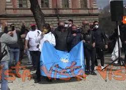 """""""Lavoro, lavoro!"""" il grido dei manifestanti riuniti al Circo Massimo"""