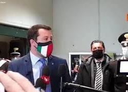 """Salvini su Open Arms: """"Non sono preoccupato e lo rifarò se avessi di nuovi incarichi di governo"""""""