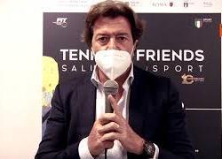 "Meneschincheri, ideatore Tennis and Friends: ""L'evento unisce visite mediche gratis e ospiti vip"""