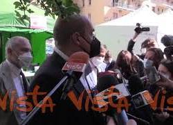 """Zingaretti: """"Da settembre chiuderemo via via gli hub vaccinali"""""""