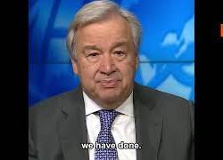"""Giornata per l'ambiente, Guterres (Onu): """"La Terra è resiliente, ma ha bisogno del nostro aiuto"""""""