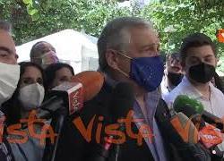 """Tajani: """"Il sogno è un partito unico di centrodestra"""""""