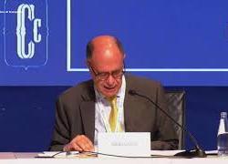 """Carlino (Pres. Corte dei Conti): """"In pandemia si è avvertita necessità di riorganizzare Pa"""""""