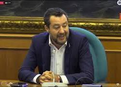 """Salvini: """"Zingaretti studia, obbligo vaccinale per ragazzi è follia"""""""