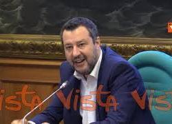 """Obbligo vaccino minori, Salvini: """"Follia. Manderò a Zingaretti studi scientifici"""""""